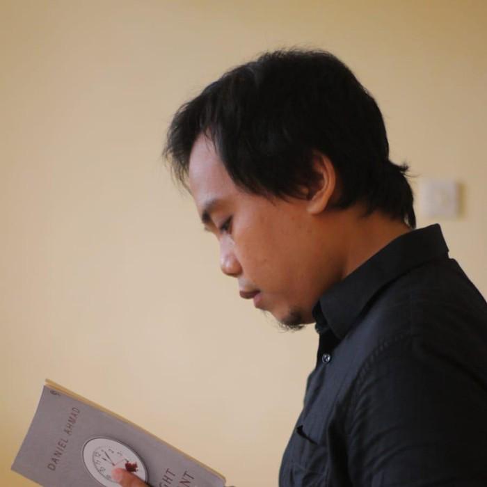 Penulis Novel Horor Daniel Ahmad