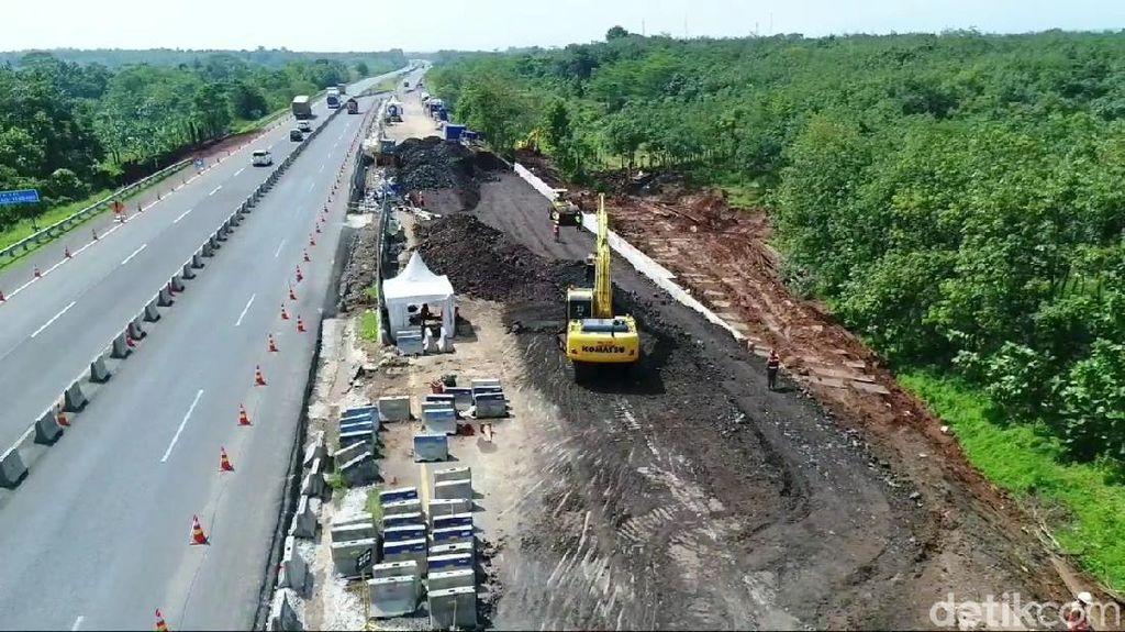 Perbaikan Tol Cipali yang Ambles Rampung, Besok Siap Digunakan