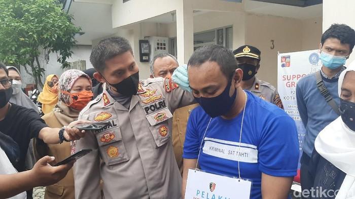Pria di Bogor diciduk polisi gegara sakiti anak pakai martil hinggi kunci inggris