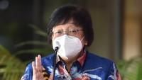 Siti Nurbaya Paparkan Konsep Kota Hijau dalam Pertemuan G20