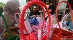 Sragen Punya Tas Anyaman yang Dipesan Sampai Korea-Jepang
