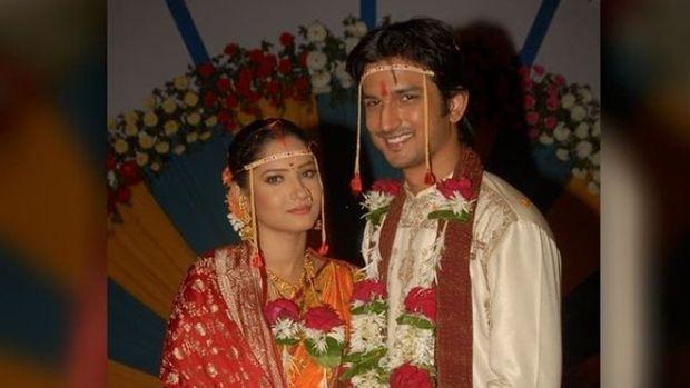 Sushant Singh Rajput dan Ankita Lokhande