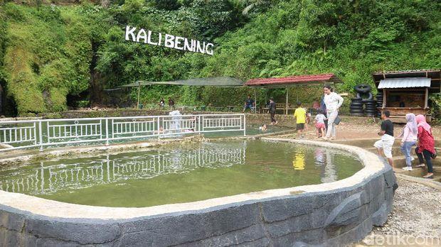 Wisata Kali Bening di Jepara