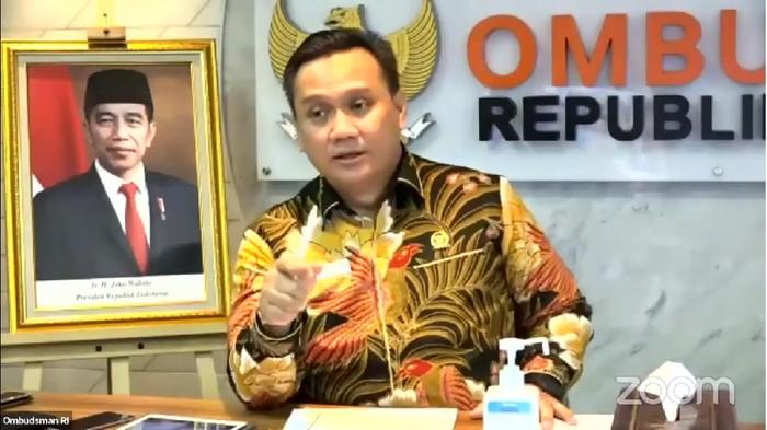 Anggota Ombudsman Yeka Hendra Fatika
