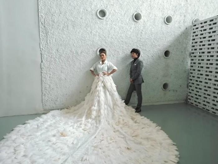 Atta Halilintar, Aurel Hermansyah prewedding