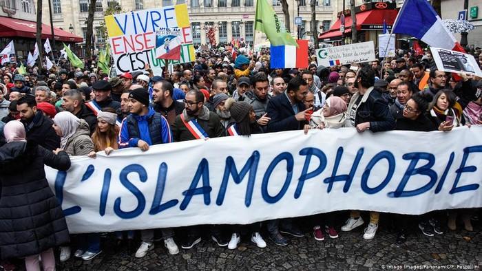 Dituduh Islamofobia, Profesor Jerman Mendapat Perlindungan Polisi