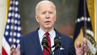 Joe Biden Dukung Israel Bela Diri dari Serangan Hamas