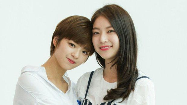 Gong Seungyeon dan Jeongyeon
