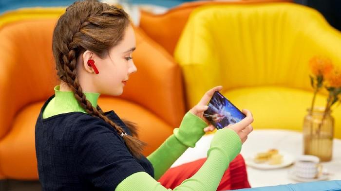 Huawei menambah portofolio perangkat produk True Wireless Stereo (TWS) di pasar Indonesia dengan merilis FreeBuds 4i.