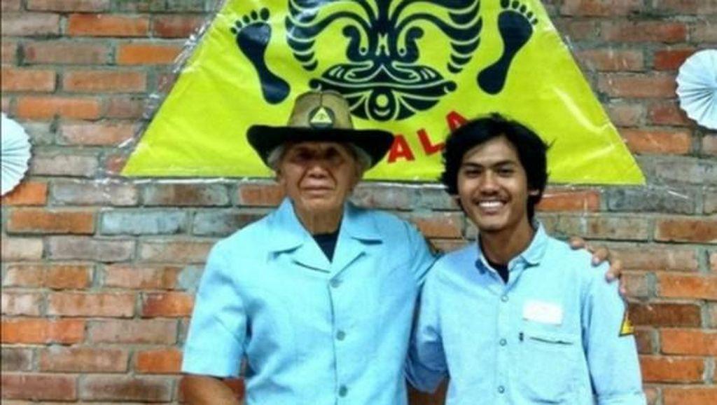 In Memoriam: Herman Lantang, Sang Legenda Pecinta Alam