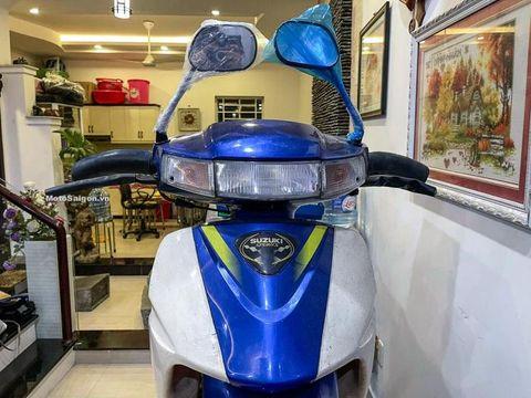 Kembaran Suzuki Satria, Suzuki RG-Sports