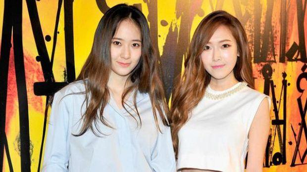 Krystal Jung f(x) dan Jessica Jung (eks Girls' Generation)