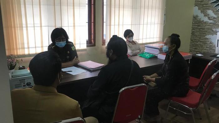 Oknum pendeta di Bali segera disidang atas kasus pencabulan (dok Kejari Denpasar)