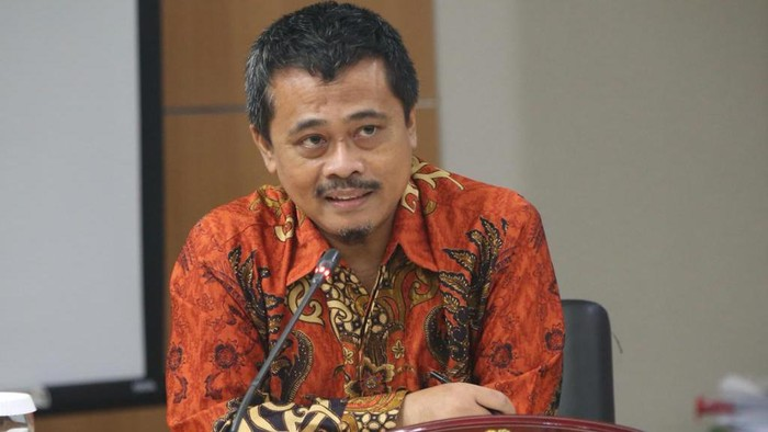 Sekretaris Fraksin PAN DKI Jakarta, Oman Rohman Rikanda