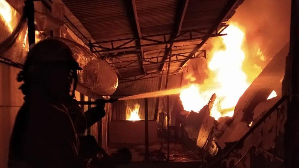 Ledakan Pabrik Amunisi di Serbia, Warga Sekitar Dievakuasi