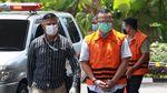 Potret Para Pemakai Rompi Oranye yang Wara-wari di KPK Hari Ini