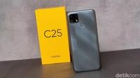 Tahan Banting, Ini Harga Terbaru Realme C25 di Oktober 2021