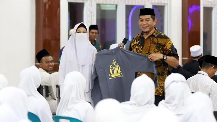 Sosialisasi UIN Ar-Raniry Aceh