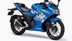 Suzuki GSX250F Siap Tantang CBR-Ninja, Ini Penampakannya