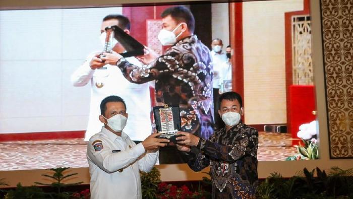 Wakil Ketua KPK rakor dengan Pemprov Kepulauan Riau