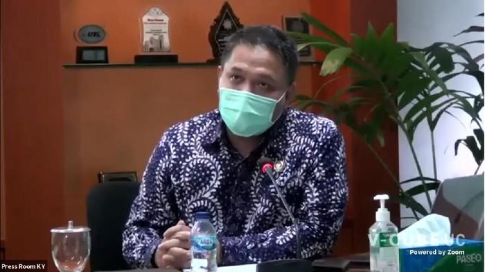 Anggota Komisi Yudisial RI Binziad Kadafi