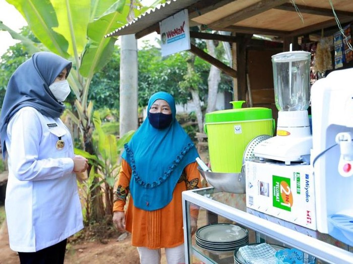 Cerita Penerima Program Warung Naik Kelas Banyuwangi usai pandemi
