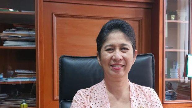Dezire Mulyani, kadispar Denpasar