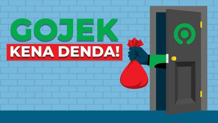 Gojek Kena Denda!