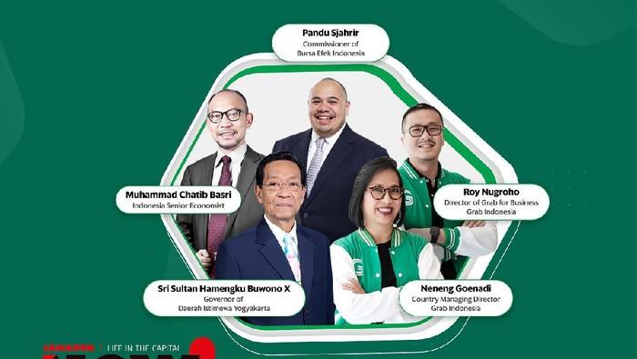 Grab menggelar forum tahunan untuk berdiskusi tentang kegiatan bisnis dan ekonomi di Indonesia. Sri Sultan Hamengku Buwono X bahkan hadir menjadi pembicara.