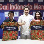Ribka/Fadia Digaet Perusahaan Hariyanto Arbi, Bidik Prestasi Tinggi