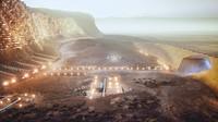 Hunian di Mars