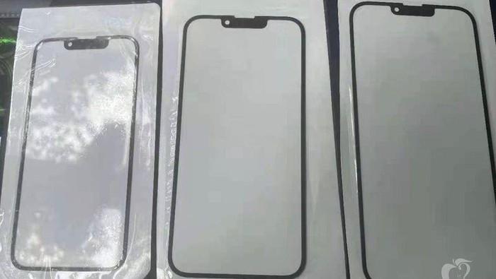Bocoran iPhone 13 tampilkan notch lebih kecil