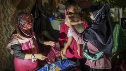 Jemput Bola Kader Posyandu di Tengah Pandemi