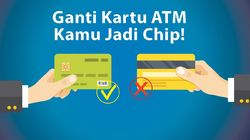 Tega! Mahasiswa Ini Tukar Kartu ATM Kakeknya, Tilap Rp 189 Juta