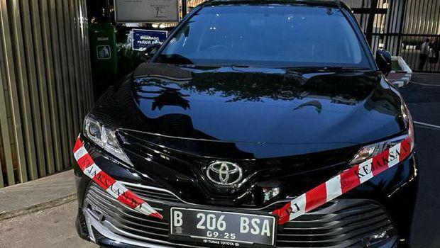 Kejagung sita 5 mobil mewah tersangka Asabri