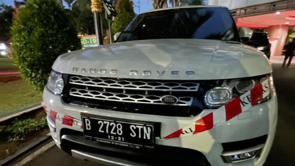 Intip Pajak Mobil Range Rover Alphard Hingga Lexus Rx Sitaan Kasus Asabri