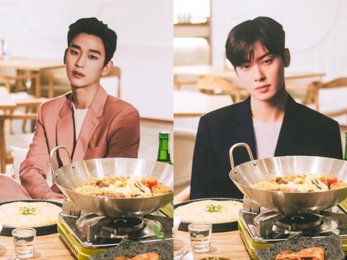 Di Restoran Ini Kamu Bisa Makan Satu Meja Bareng Song Joong Ki dan Kim Soo Hyun