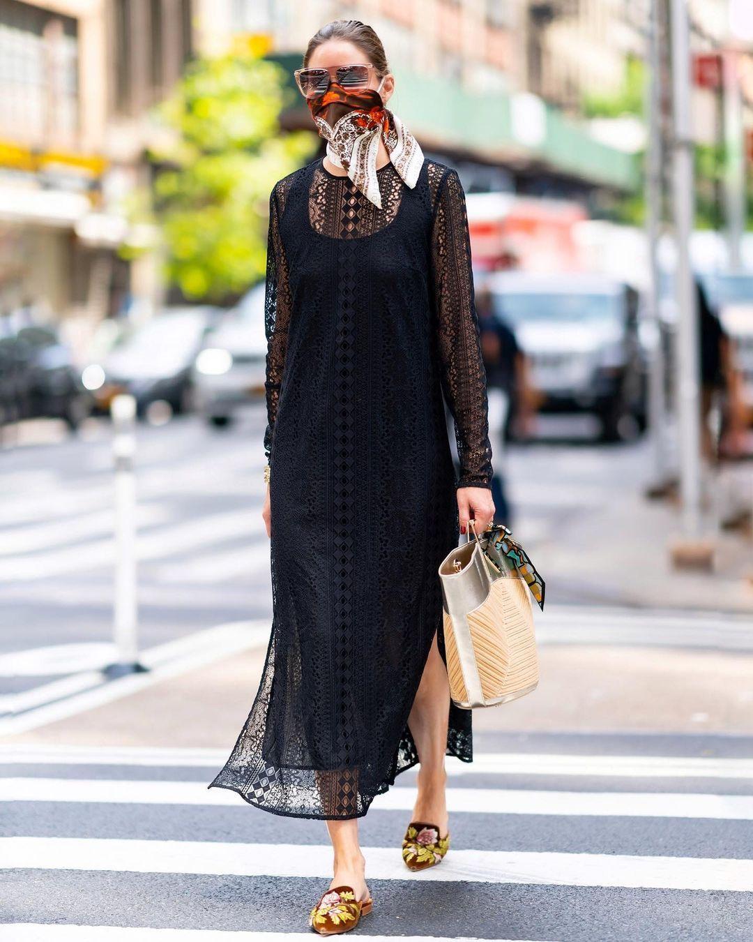 Maxi Dress - Street Style - Tren Fashion Spring Summer 2021
