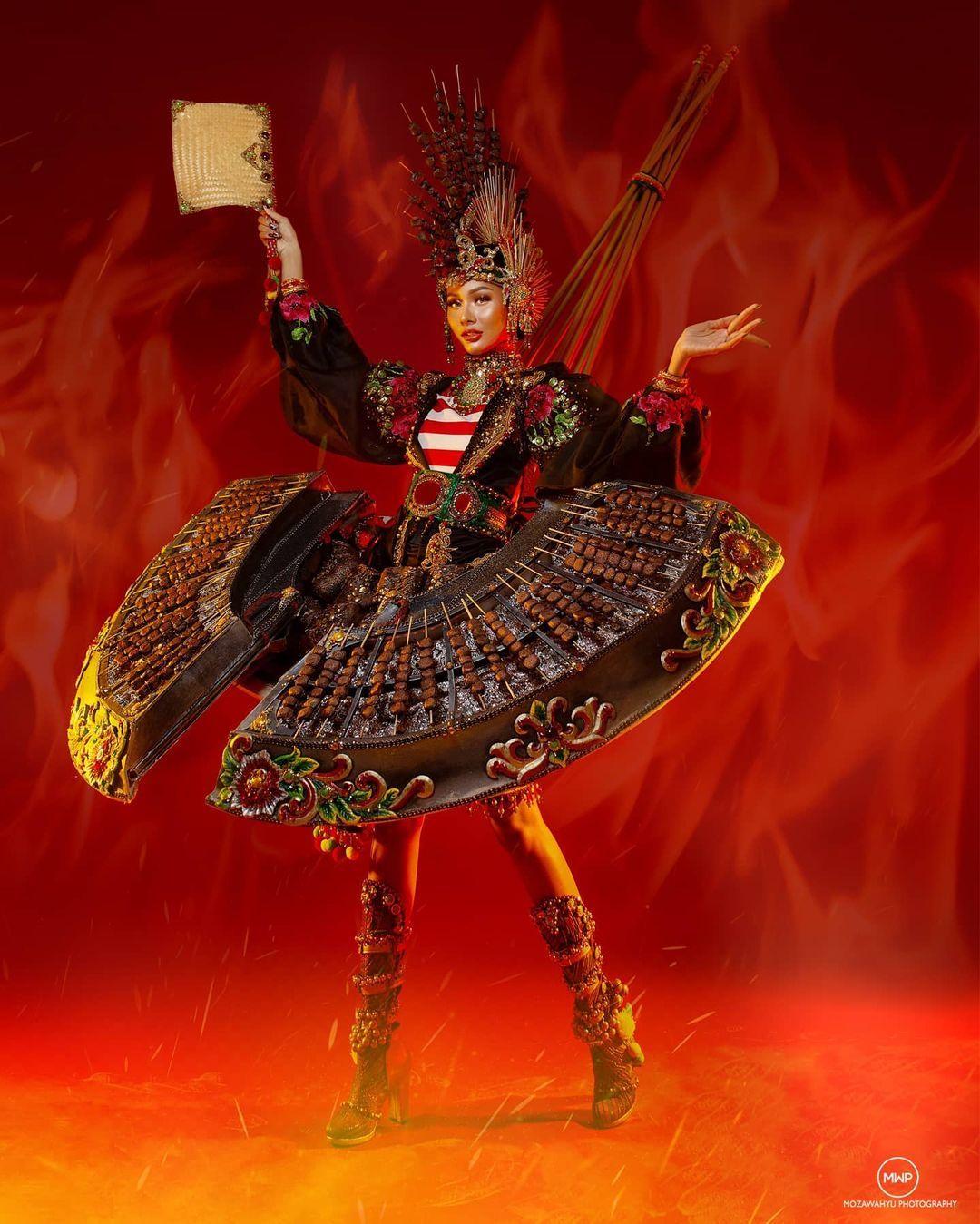 Miss Grand Indonesia 2020 Aurra Kharisma