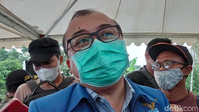 Muhammad Rahmad (Sachril Agustin Berutu/detikcom).