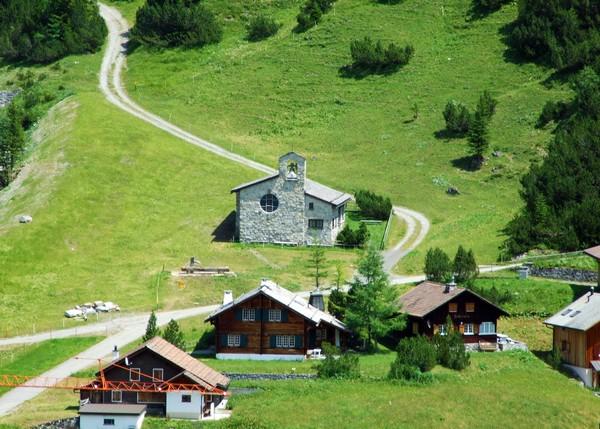 Setelah 200 tahun berlalu, desa ini akhirnya menjadi sebuah negara makmur. (Getty Images)