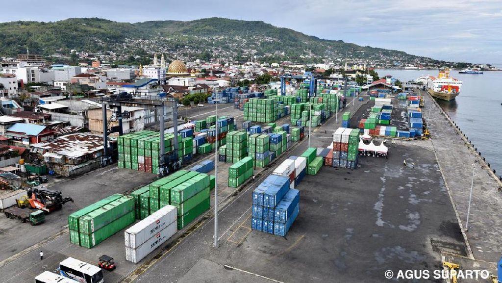 Gunakan Lahan 700 Ha, Begini Rancangan Konsep Ambon New Port