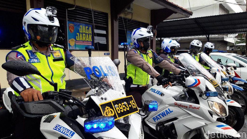 Polda Jateng Gelar Operasi Lalu Lintas 2 Pekan, Tak Ada Penilangan