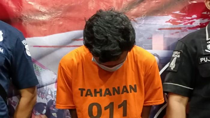 Polisi tangkap penjambret lansia di Jakbar