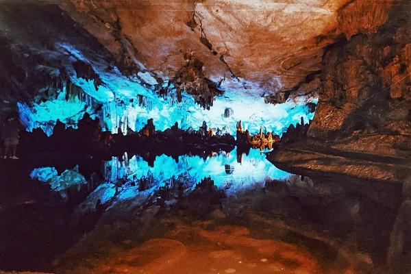 Namun baru pada tahun 1990-an gua ini digarap serius menjadi tempat wisata.(Getty Images/iStockphoto)