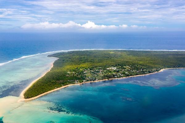 Negara ini biasa disebutTongatapu atau Kerajaan Tonga.(Getty Images/iStockphoto)