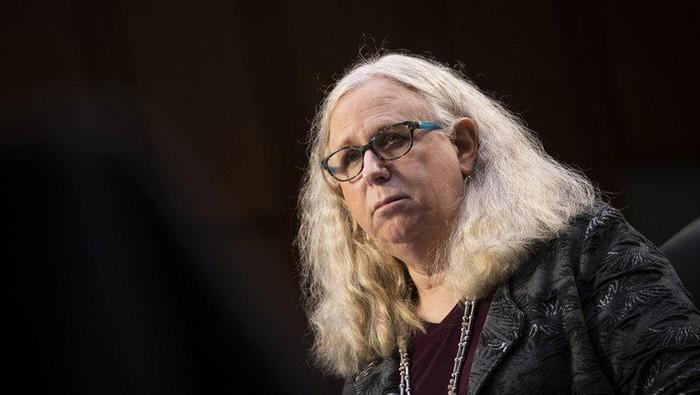 Transgender AS yang menjabat asisten Menkes, Rachel Levine