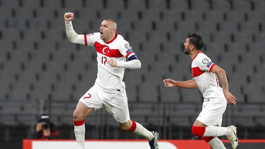 Turki Kalahkan Belanda 4-2 di Kualifikasi Piala Dunia 2022