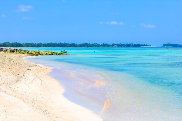 Walau cantik gini, tapi Tuvalu bisa dibilang bodo amat sama target kunjungan wisatawan. (Getty Images)