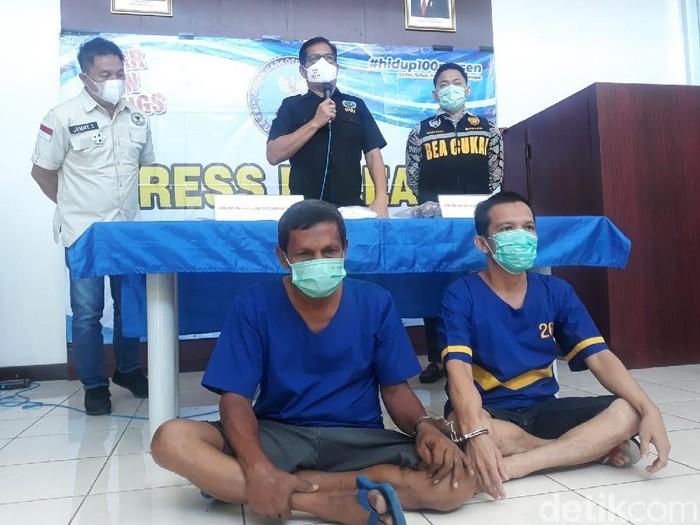 2 Kurir Sabu Ditangkap BNN Banten